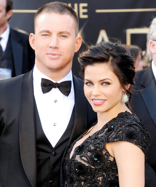 Here's Why Jenna Dewan Tatum Is Saving This Dress for Her Daughter