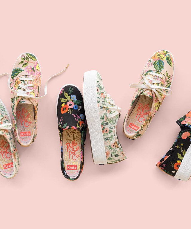 4 Designer Keds Collaborations You'll Love