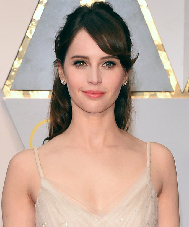 The Making of Felicity Jones's Dior Oscars Dress