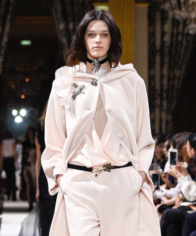 The Best Looks from the Lanvin Fall 2017 Runway Show