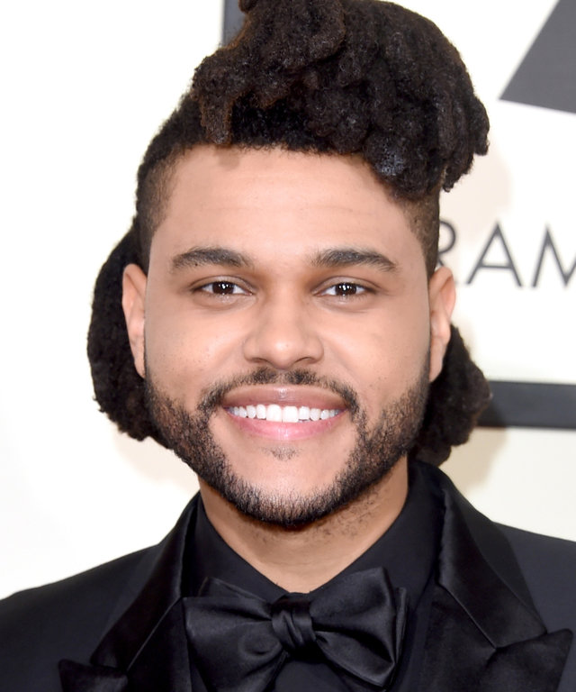 LOS ANGELES, CA - FEBRUARY 15:  Singer The Weeknd attends The 58th GRAMMY Awards at Staples Center on February 15, 2016 in Los Angeles, California.  (Photo by Jason Merritt/Getty Images)