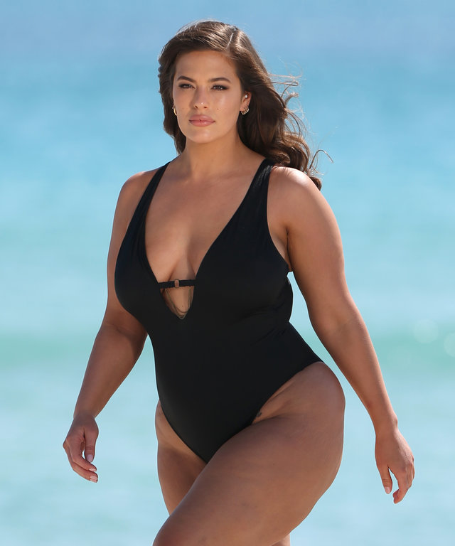 407c7861df Ashley Graham Launches Her Next Swimsuit Collaboration | InStyle.com