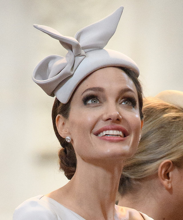 Angelina Jolie lead