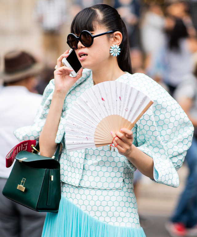 fe7b943209 The Best Street Style Moments From Haute Couture