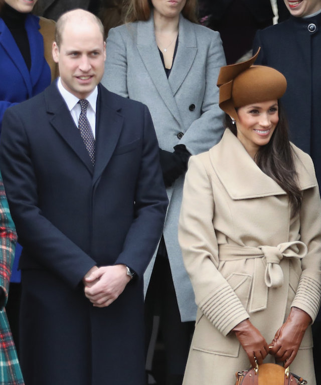 Meghan's role once William is king lead