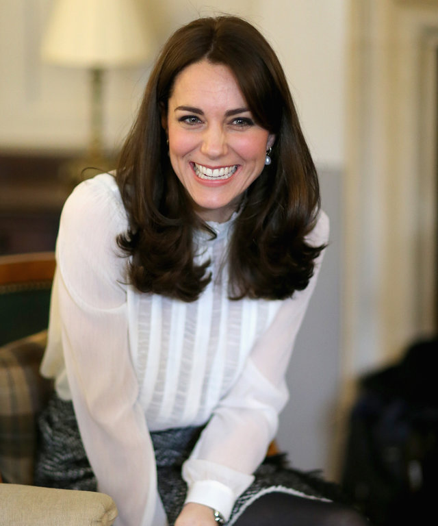 Kate Middleton in college lead