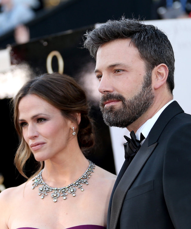 Jennifer Garner and Ben Affleck lead