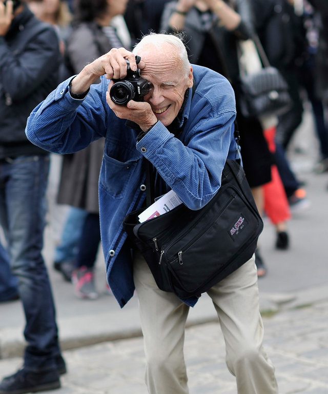 Bill Cunningham lead