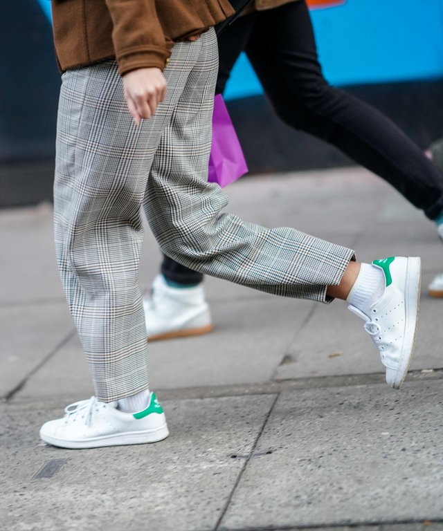 Stella McCartney and Adidas Just Released a New Stan Smith Sneaker ... cbf82266b