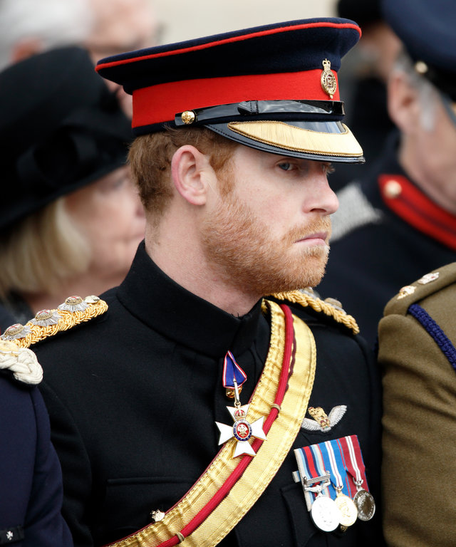 Prince Harry lead