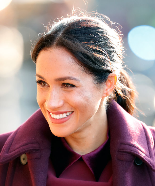 Meghan Markle lead