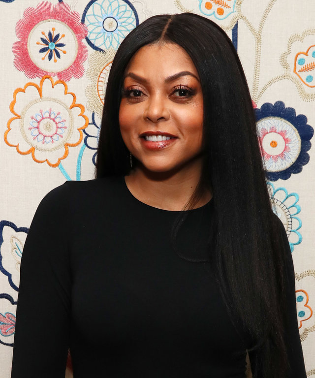 Taraji P. Henson attends the InStyle Badass Women Dinner