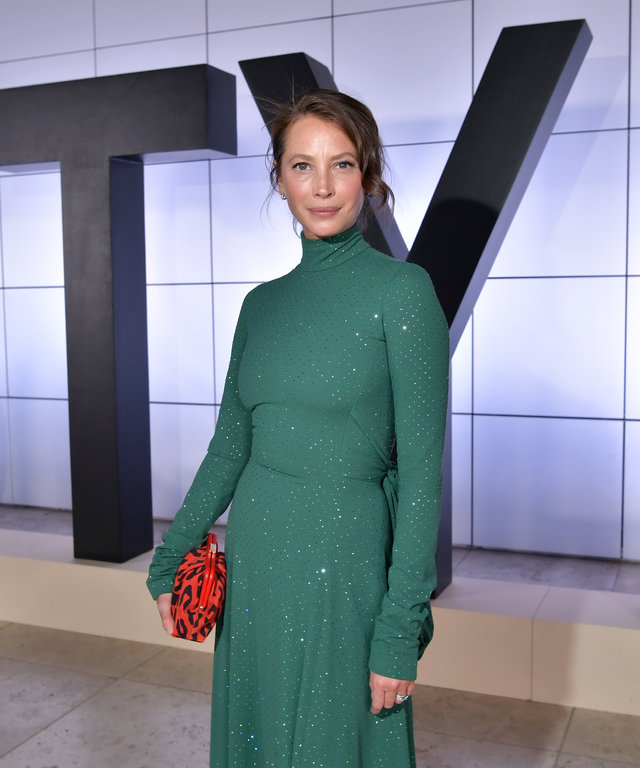Christy Turlington InStyle Awards 2019