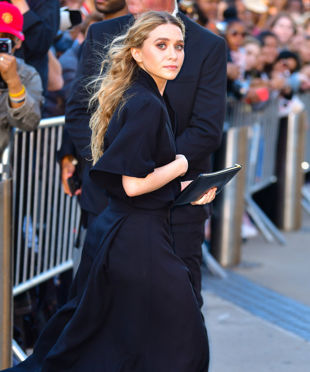 Ashley Olsen at the 2019 CFDA Fashion Awards