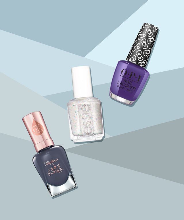 The Best Nail Polish Colors For Winter 2020 Winter