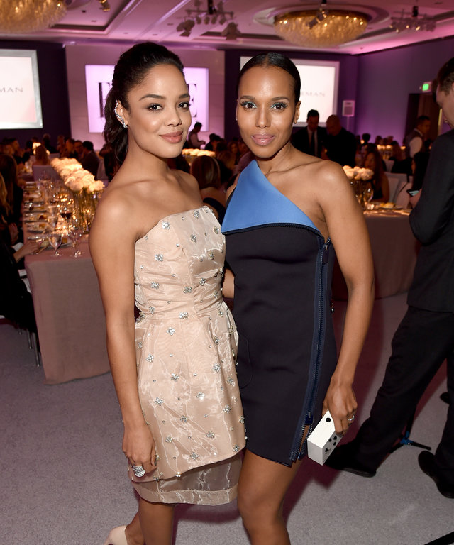 Kerry Washington Tessa Thompson