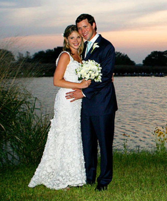Jenna Bush Wedding
