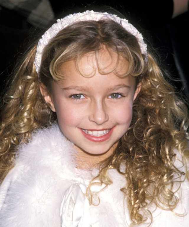 Hayden Panettiere - Transformation - Beauty - Celebrity Before and After