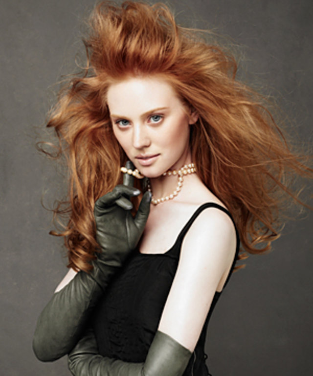 True Blood Star Deborah Ann Woll in Marc Jacobs