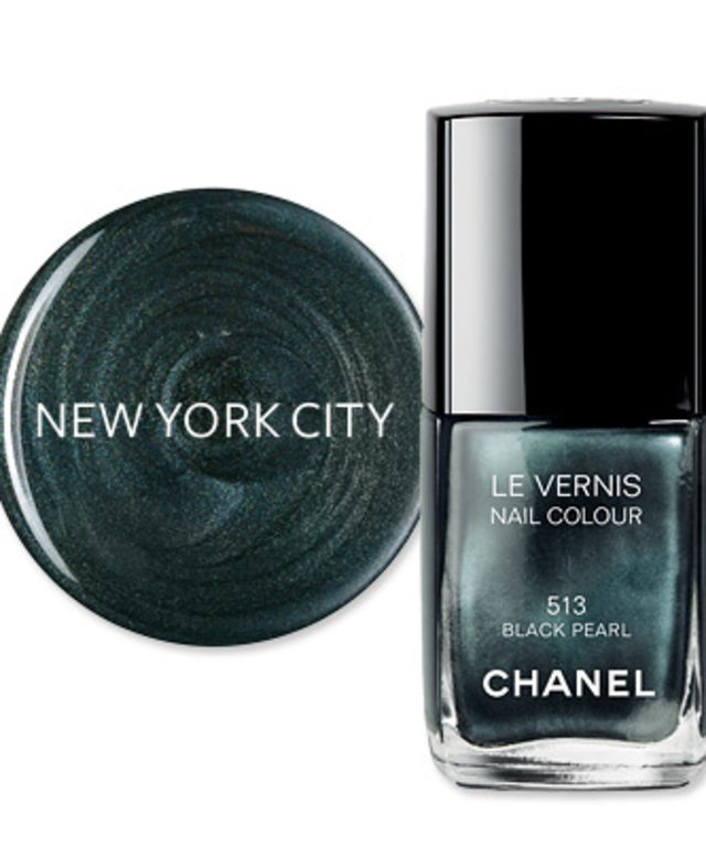 America\'s Most Wanted Nail Polish   InStyle.com