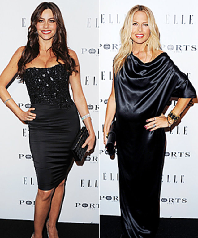 Sofia Vergara and Rachel Zoe