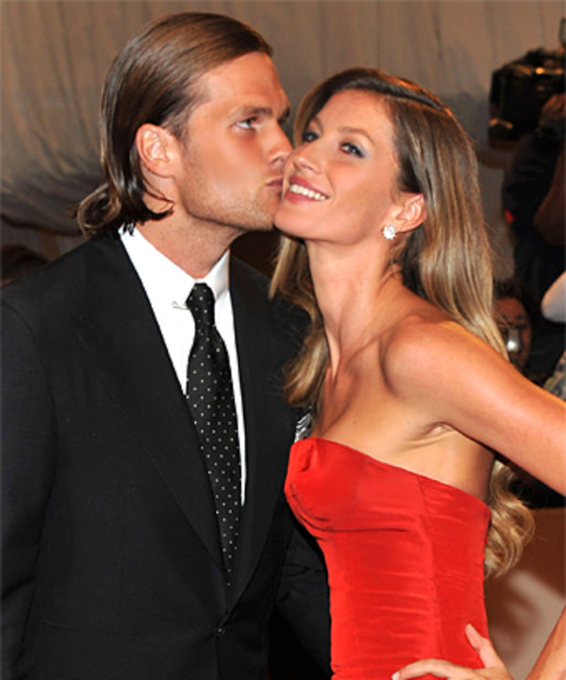 Gisele and Tom Brady: Their Cutest Couple Moments! | InStyle com