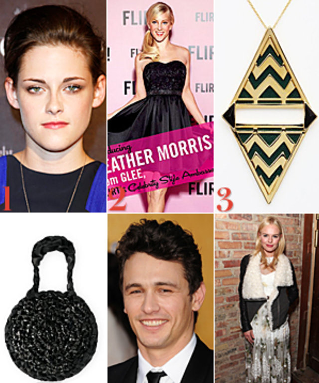 Kristen Stewart Heather Morris James Franco Kate Bosworth