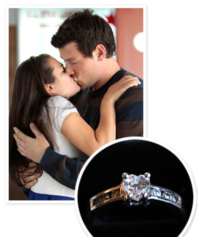 Glee Engagement Ring