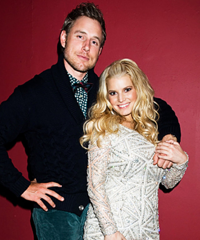 Jessica Simpson Wants To Design Her Wedding Dress Instyle