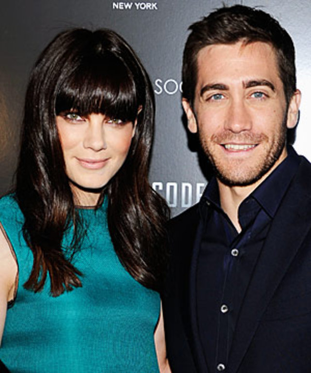 Michelle Monaghan and Jake Gyllenhaal
