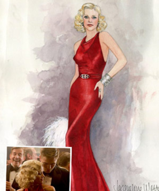 Reese Witherspoon's Water for Elephants Dress
