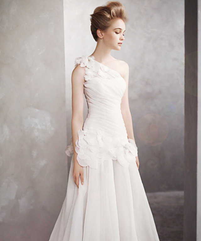 Vera Wang\'s New Collection for David\'s Bridal: The Complete ...