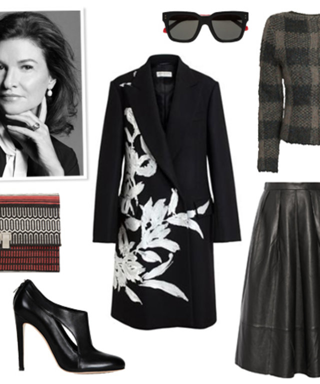 d097a5d78 Editors  Essentials  What InStyle Editors Wear to NYFW Shows ...