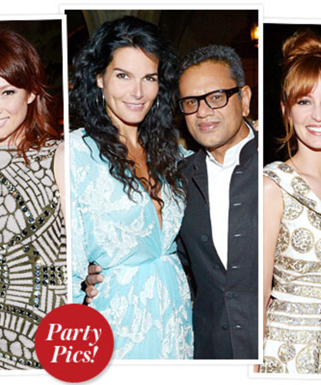 Naeem Khan Party