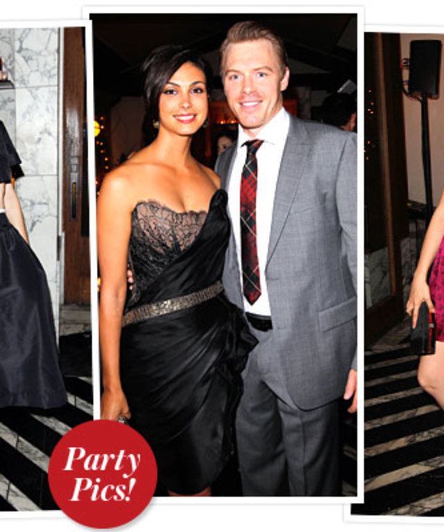 HFPA and InStyle Party