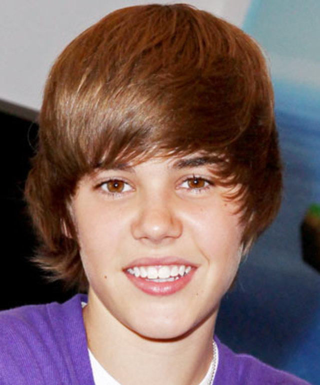 Justin Biebers Changing Looks Instyle