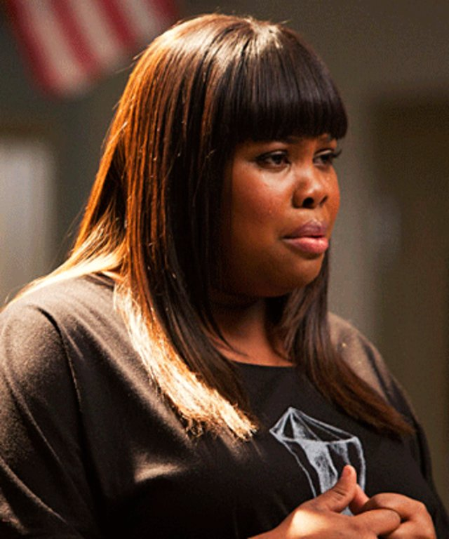 Amber Riley, Glee
