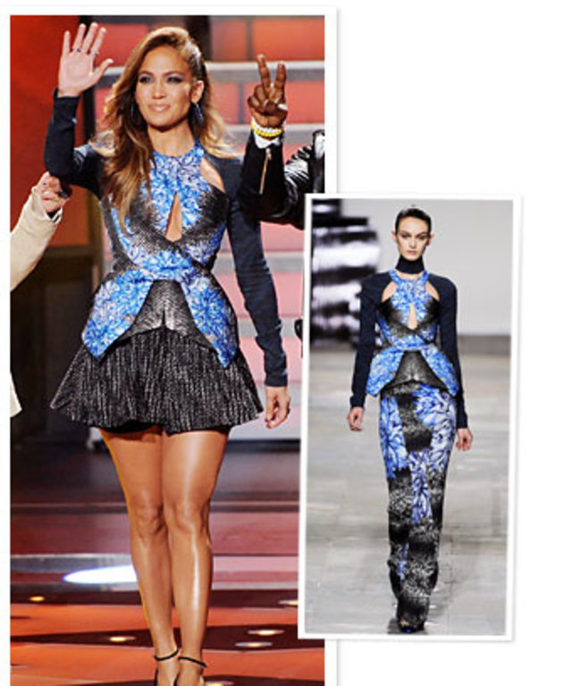 Jennifer Lopez, Peter Pilotto