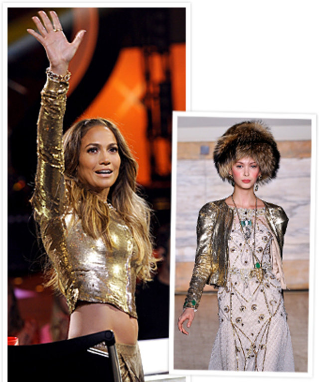 Jennifer Lopez, Temperley