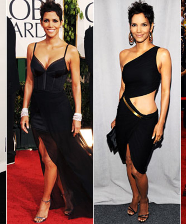 Halle Berry Sexy Outfits