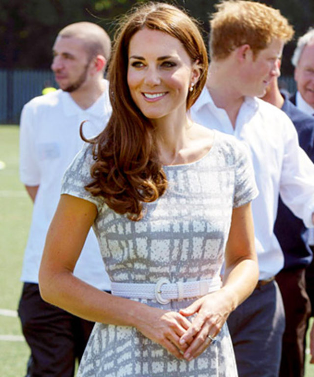 Kate Middleton; Look of the Day