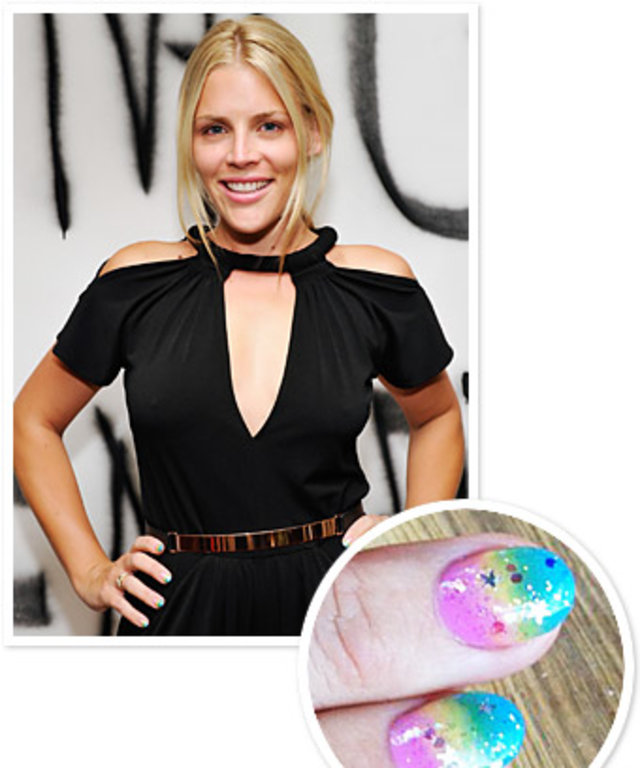 Busy Philipps Manicure - Nails