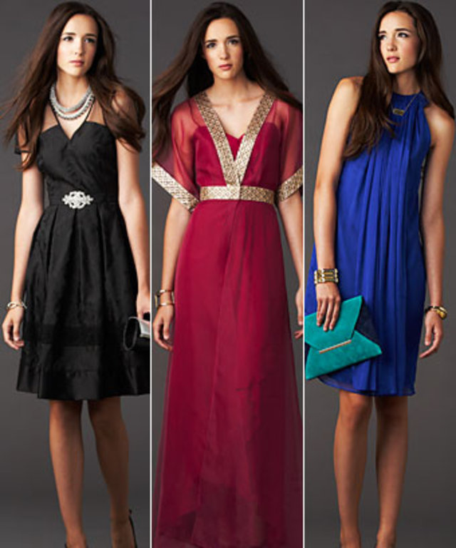 Project Runway Alumni Design Dresses For Lord Taylor See The