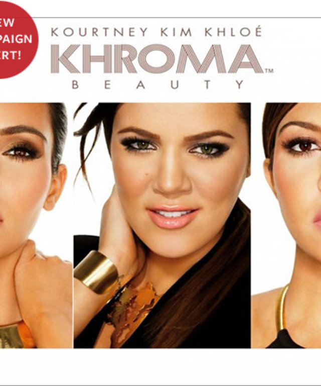 First Look The Kardashians Khroma Beauty Instyle
