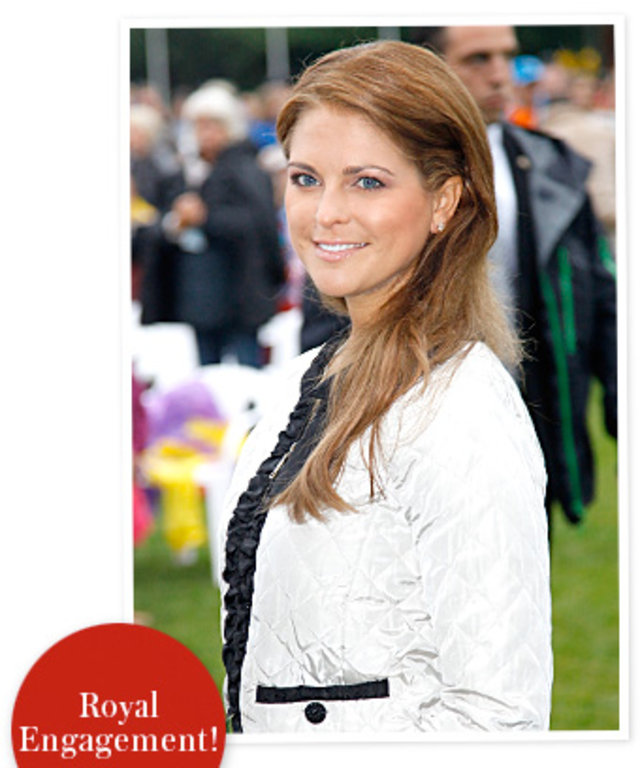 Princess Madeleine Sweden