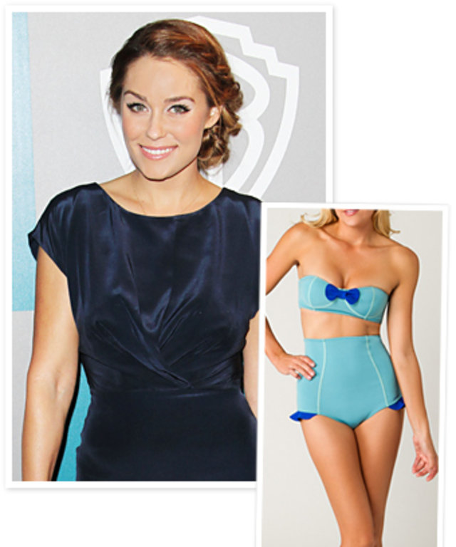 Lauren Conrad Swimsuit