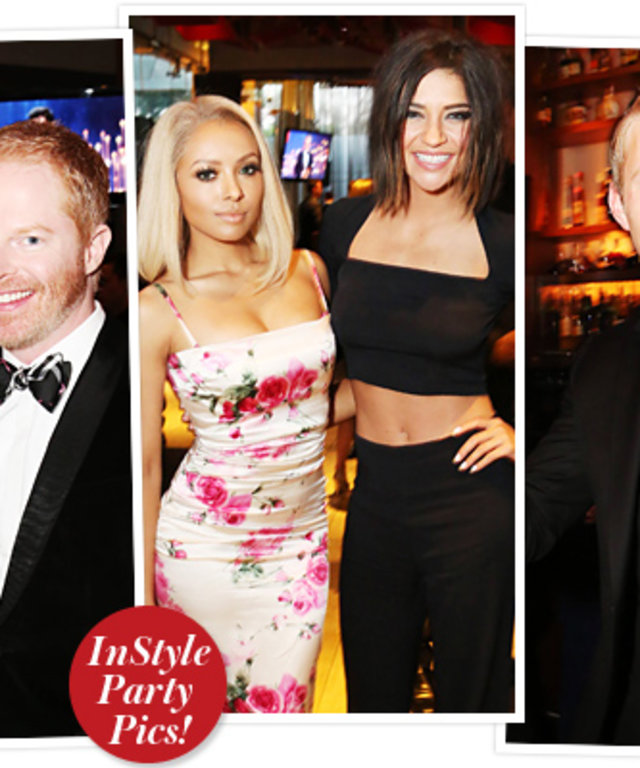 InStyle Oscars party 2013