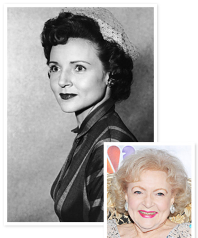 Betty White Birthday