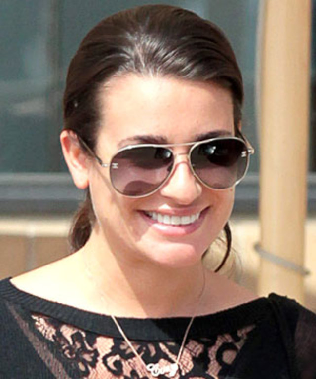 Lea Michele Cory necklace
