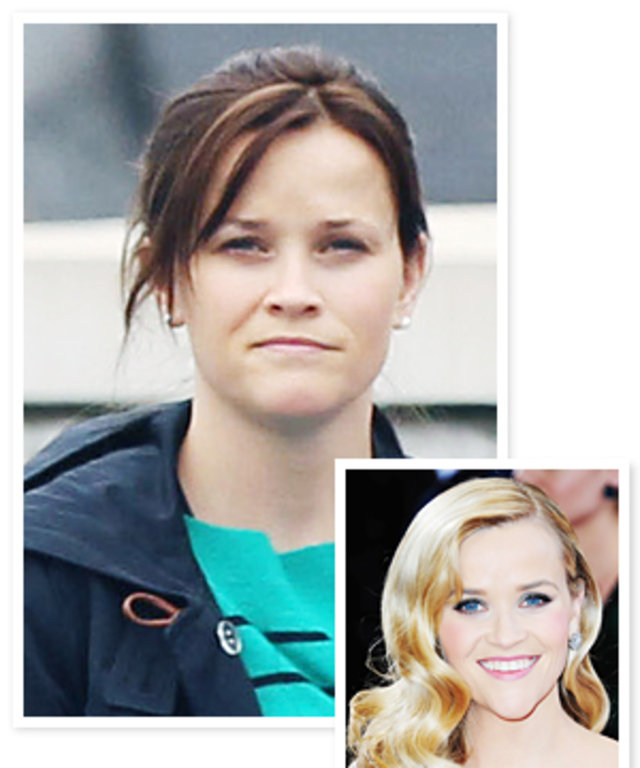 Reese Witherspoon Brown Hair